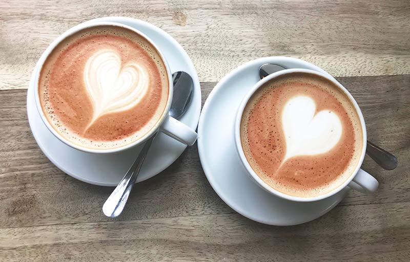Desayunos para San Valentín